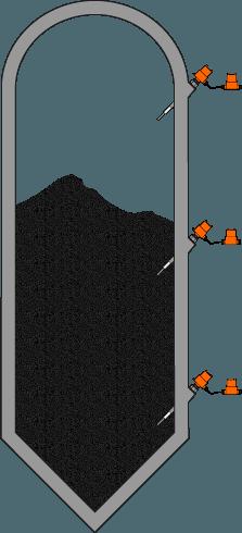 Silo para Combustíveis Sólidos