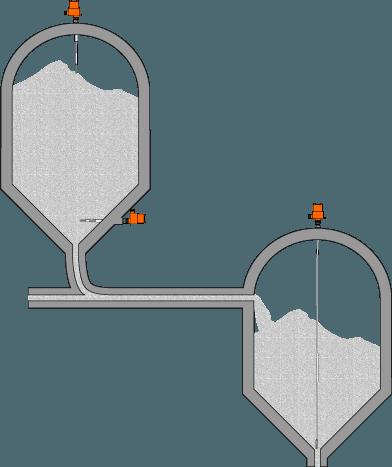 Silos Pequenos para Ingredientes de Panificação