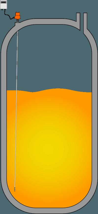 Tanque de Armazenamento de Óleo Combustível