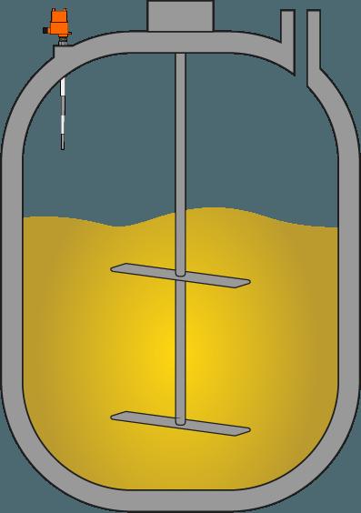 Tanque de Armazenamento para Químicos