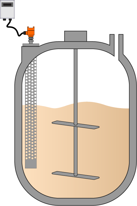 Tanque de Mistura para Produção de Pasta de Queijo