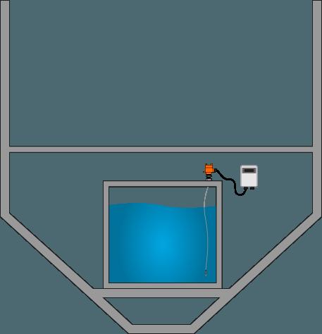 Tanque de Serviço de Água Potável