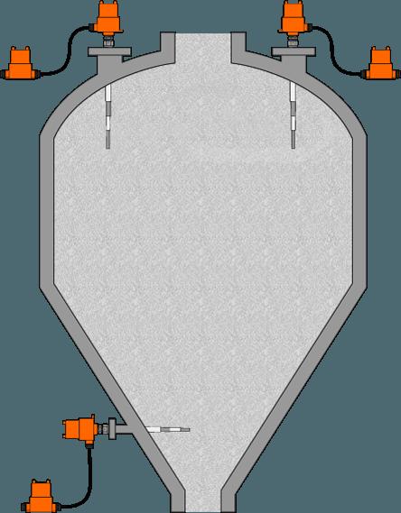 Transportador Pneumático de Alumina