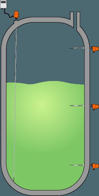 Vaso de Processo na Planta de Etanol
