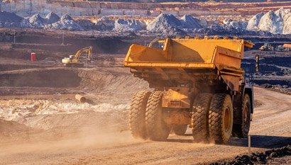 Indústria de Mineração
