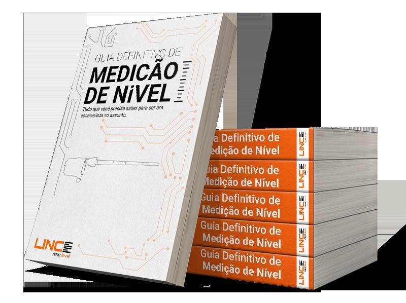Ebook – Guia Definitivo de Medição de Nível